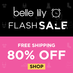 flash sale 80% off