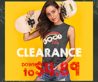 Clearance down to $4.89