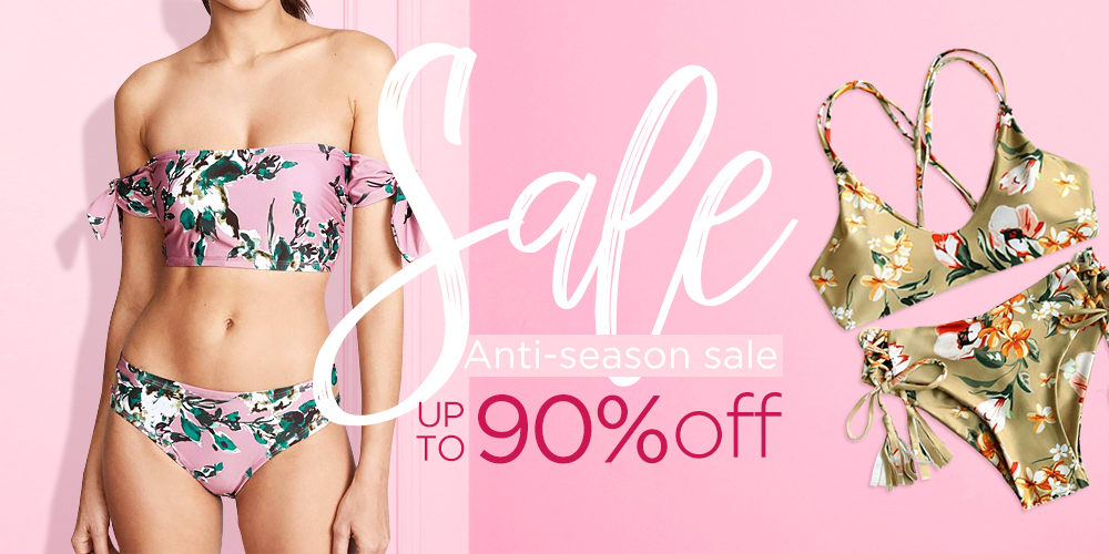 Grab Upto 90% Off On Anti Season Sale At Bellelily Deal Page
